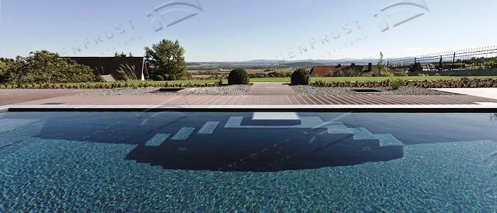 Купить бассейн Leidenfrost. Композитный бассейн LOFT 1.8. Продажа, установка, сервис - EURO-POOLS!