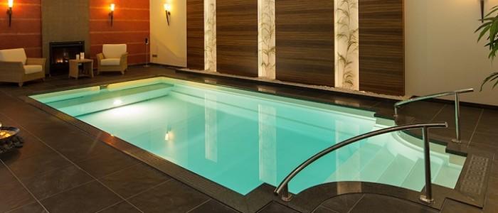 Композитная чаша Florenz Riviera Pool. Купить бассейн у компании EURO-POOLS