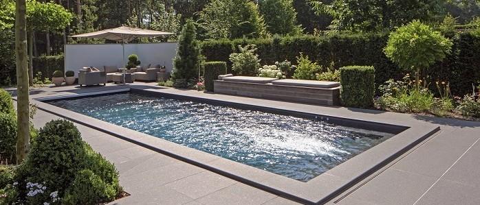 Модель бассейна Linear Riviera Pools. Бассейны от компании EURO-POOLS!