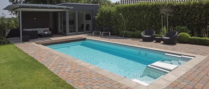 Модель бассейна Royal Riviera Pools. Бассейны от компании EURO-POOLS!