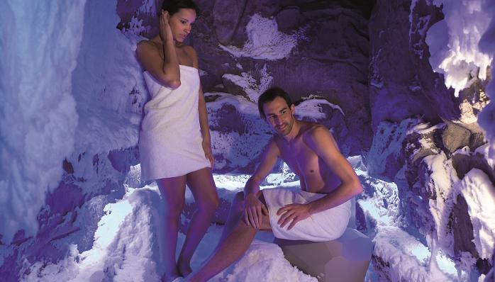 Снежная комната areasana от компании EURO-POOLS